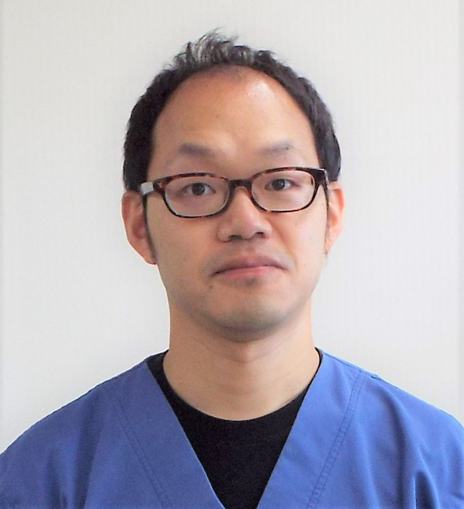 駕田 修史の顔写真